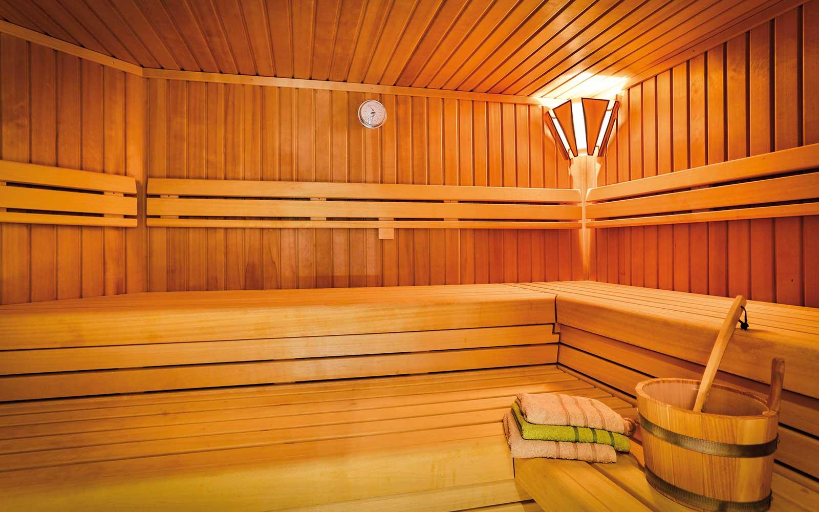 Sauna- und Wellnessbereich Sylter Inselperle