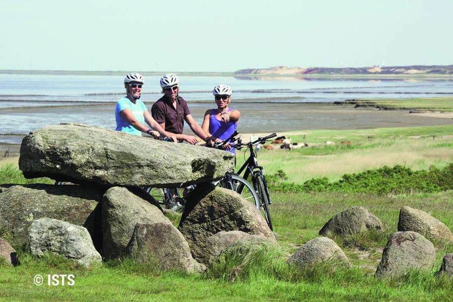Geführte Fahrradtouren auf-Sylt