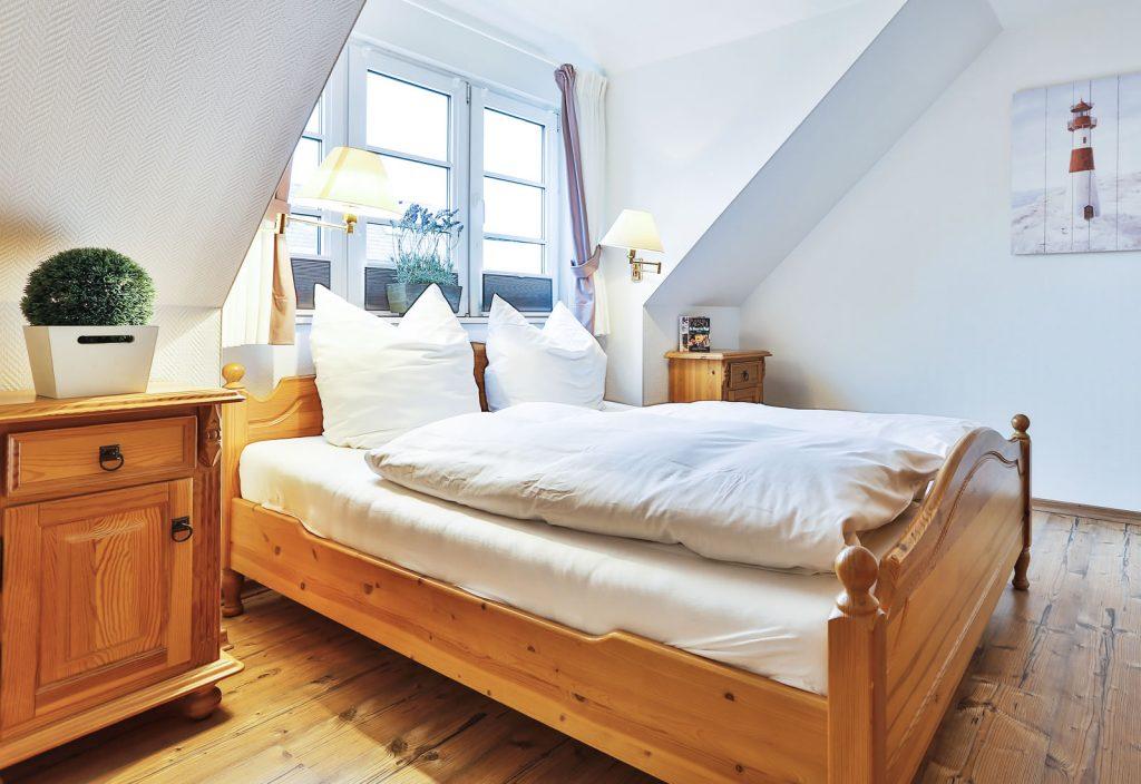 Appartement / Ferienwohnung 3 Sylter Inselperle Schlafzimmer